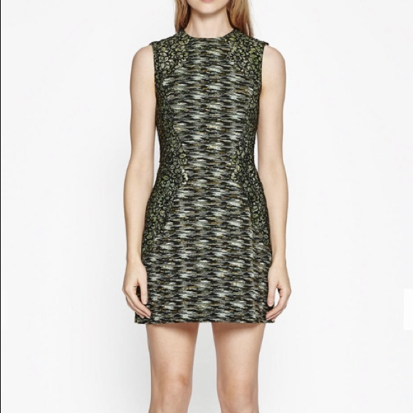 French Connection Dresses & Skirts - NWT French Connection Olive Dress